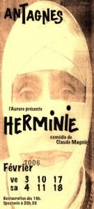 Herminie_affiche
