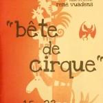 bete de cirque
